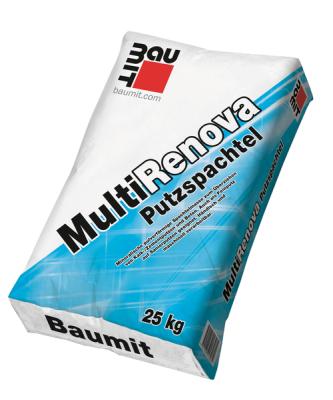 Baumit MultiRenova   PutzSpachtel
