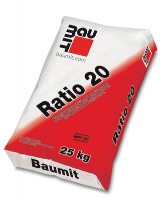 Baumit Ratio 20 | MPI 20