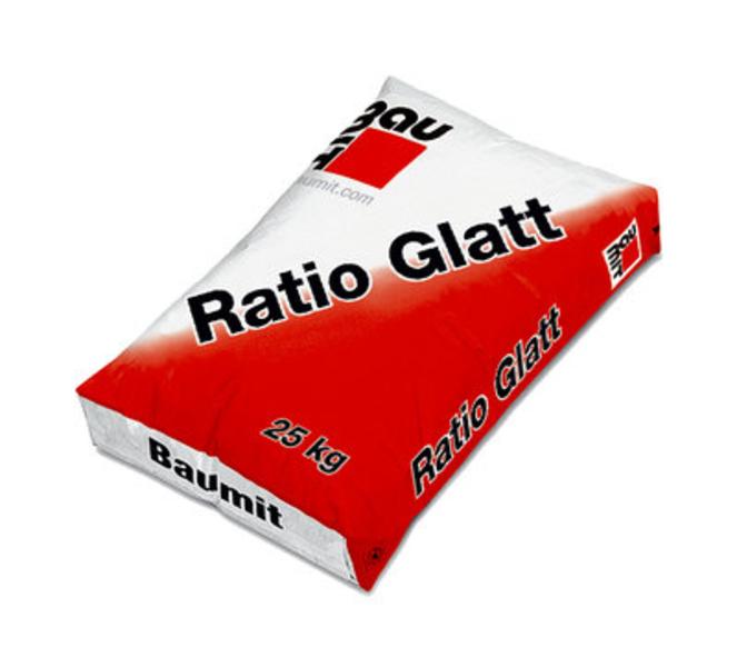 Baumit RatioGlatt | GlättPutz