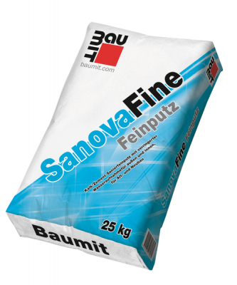 Baumit Sanova Fine | SanovaFeinputz