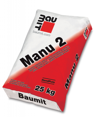 Baumit Manu 2 | HandPutz 2 mm